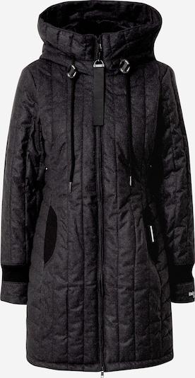khujo Wintermantel 'Jerry Prime4' in de kleur Zwart, Productweergave