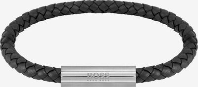 BOSS Casual Rannekoru värissä musta / hopea, Tuotenäkymä