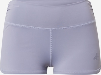 CURARE Yogawear Sports trousers in Lilac: Frontal view