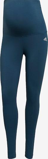 ADIDAS PERFORMANCE Pantalon de sport en bleu / blanc, Vue avec produit