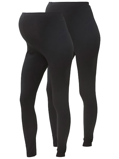 MAMALICIOUS Leggings in Black, Item view