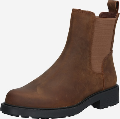 CLARKS Chelsea boots 'Orinoco' in Brown, Item view