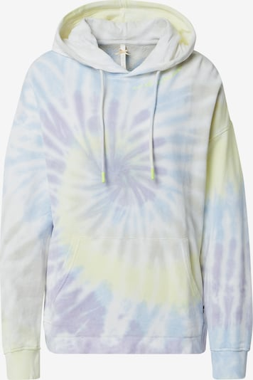 Key Largo Sweatshirt in Light blue / Yellow / Light grey / Light purple / White, Item view