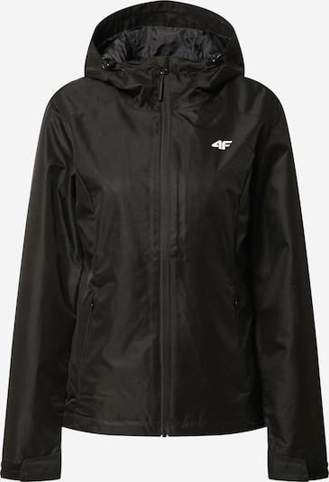 4F Sportovní bunda - černá, Produkt