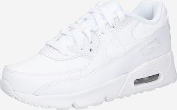 Nike Sportswear Sneaker 'AIR MAX 90' in Weiß