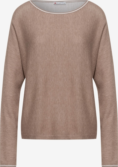 STREET ONE Sweater in Sand, Item view