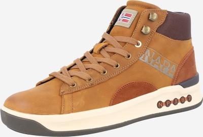 NAPAPIJRI Sneaker 'EGRET' in cognac, Produktansicht
