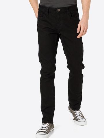 INDICODE JEANS Jeans 'Pitsburg' i svart