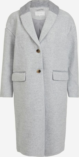 VILA Manteau mi-saison en gris / gris clair, Vue avec produit