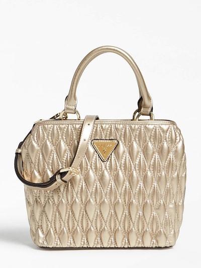 GUESS Handtasche 'Amberlei' in gold, Produktansicht