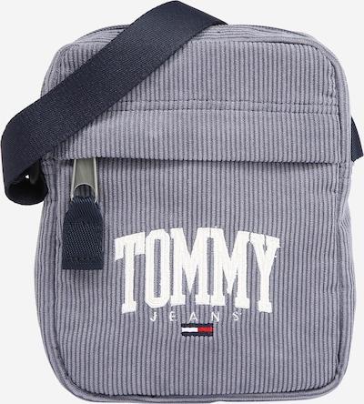 Geantă de umăr 'COLLEGE' Tommy Jeans pe bleumarin / albastru fumuriu / roșu / alb, Vizualizare produs