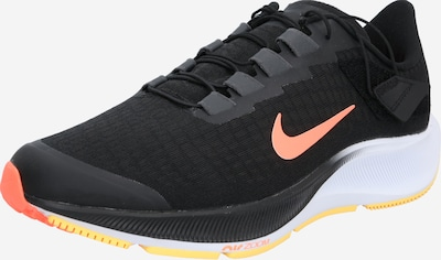 NIKE Sportschuh 'Air Zoom Pegasus 37 FlyEase' in orange / schwarz, Produktansicht