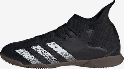 ADIDAS PERFORMANCE Fußballschuh 'Predator Freak.3' in schwarz / weiß, Produktansicht