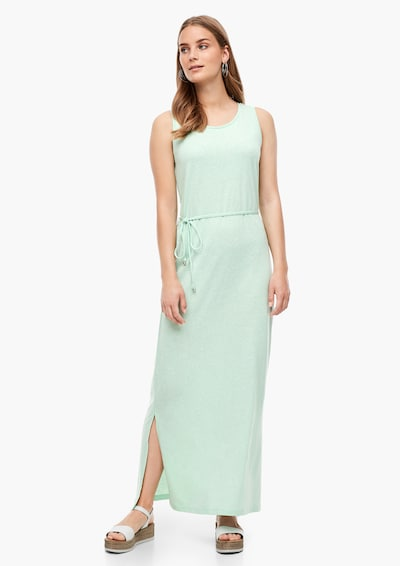 s.Oliver Kleid in mint, Modelansicht