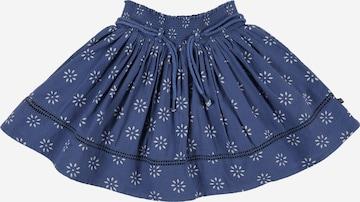 BASEFIELD Kjol i blå