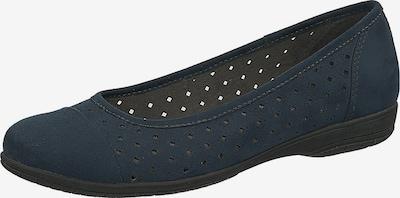 JANA Schuh in dunkelblau, Produktansicht