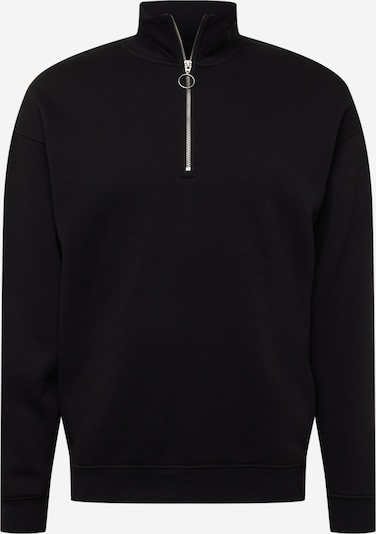 JACK & JONES Sweat-shirt 'BRINK' en noir, Vue avec produit