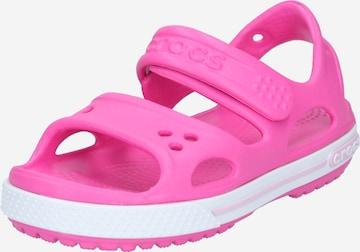 Crocs Sandale 'Crocband II' in Pink