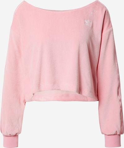Pullover ADIDAS ORIGINALS di colore rosa / bianco, Visualizzazione prodotti
