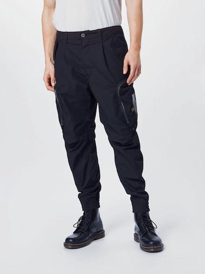 G-Star RAW Kargo hlače | črna barva, Prikaz modela