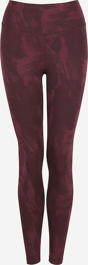 Jaya Leggings in rot, Produktansicht