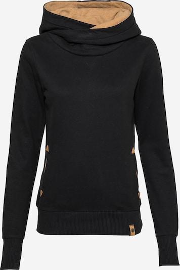 Fli Papigu Sweatshirt 'U Sexy I am Sexy' in schwarz, Produktansicht