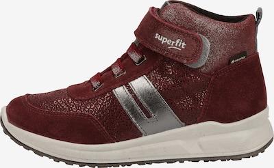 SUPERFIT Sneaker in rot, Produktansicht