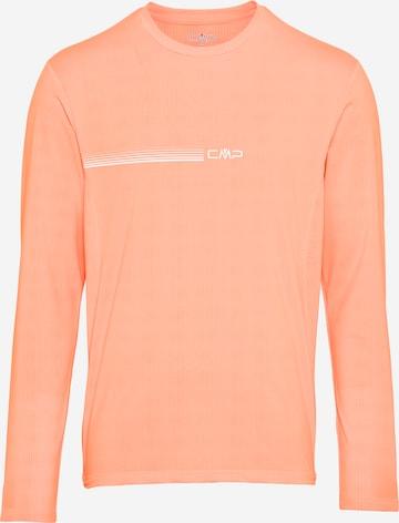 oranžs CMP Sporta krekls