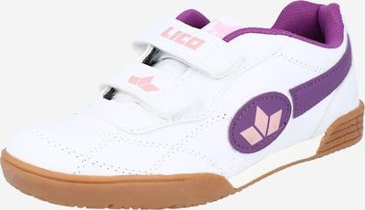 Pantofi sport 'Bernie V' LICO pe mov neon / alb, Vizualizare produs