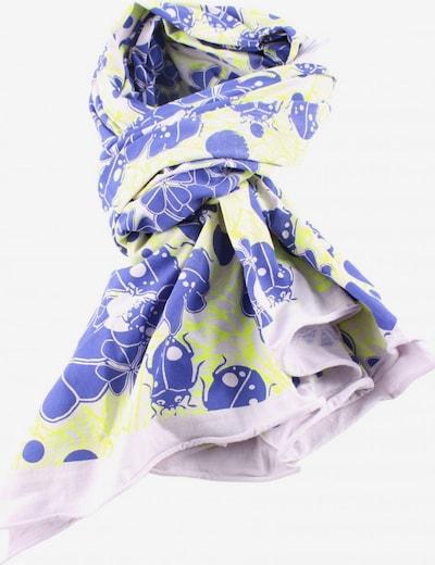 le.sens Halstuch in One Size in blau / pastellgelb / hellgrau, Produktansicht