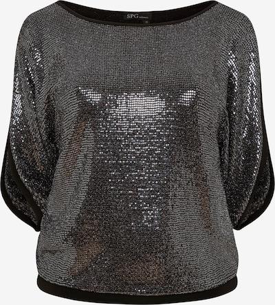 SPGWOMAN Blouse in de kleur Zilver, Productweergave