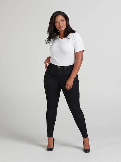 Zizzi Jeans in schwarz, Modelansicht