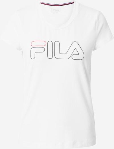 FILA Sportshirt 'Reni' in weiß, Produktansicht