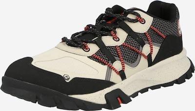 fekete / piszkosfehér TIMBERLAND Rövid szárú edzőcipők 'Garrison Trail', Termék nézet