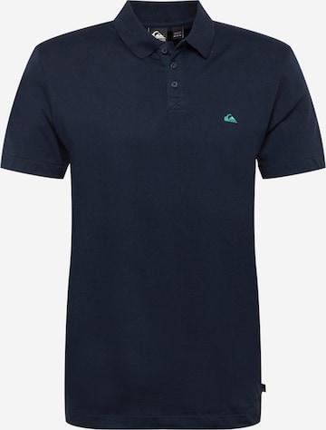 Tricou funcțional de la QUIKSILVER pe albastru
