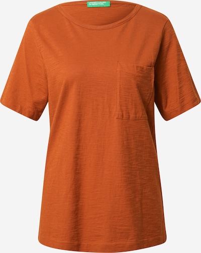 UNITED COLORS OF BENETTON Shirt in de kleur Lichtbruin, Productweergave
