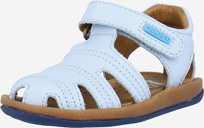 CAMPER Sandales 'Bicho' en bleu clair, Vue avec produit