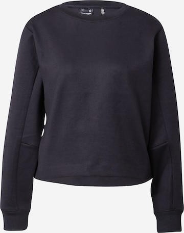 4FSportska sweater majica - crna boja