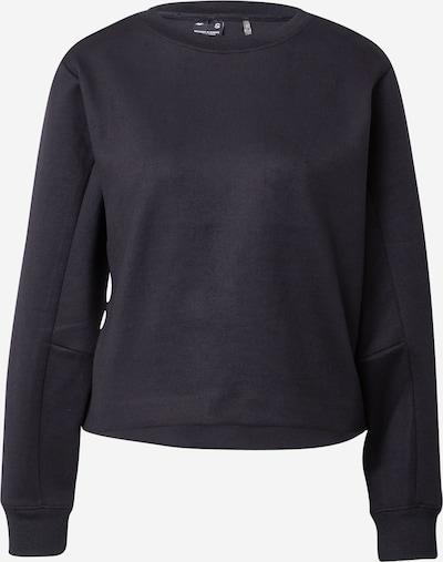 4F Athletic Sweatshirt in Black, Item view
