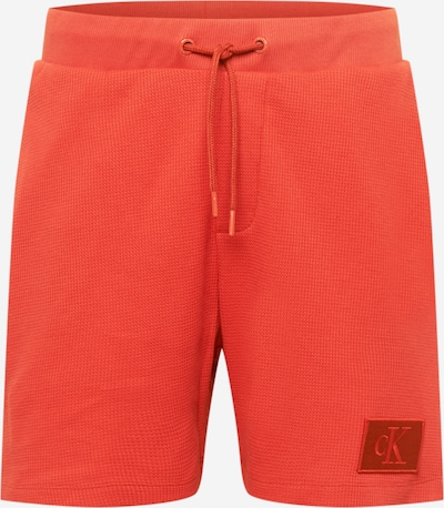 Calvin Klein Jeans Pantalon en corail, Vue avec produit