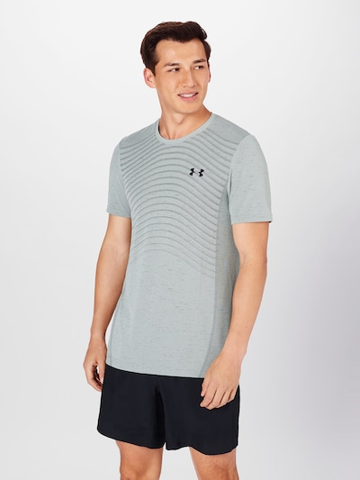 UNDER ARMOUR Functioneel shirt in de kleur Opaal: Vooraanzicht