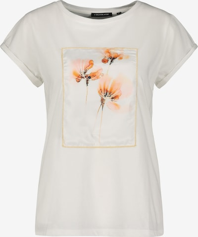 ONE MORE STORY T-Shirt mit Print in offwhite, Produktansicht