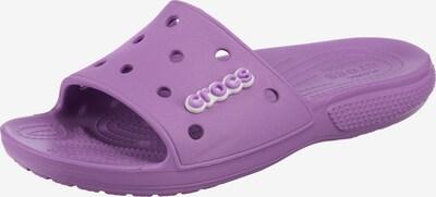 Crocs Pantolette in mauve, Produktansicht