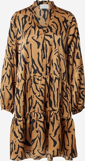 Abito camicia 'Federica' Neo Noir di colore marrone / nero, Visualizzazione prodotti