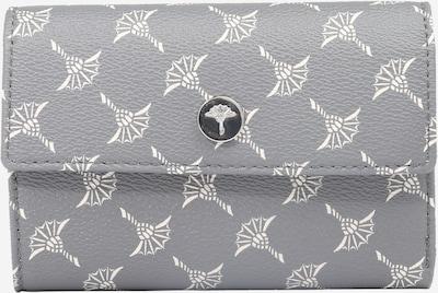 JOOP! Geldbörse 'Cortina Cosma' in grau / weiß, Produktansicht