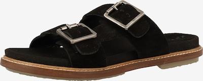 KICKERS Pantoletten in schwarz, Produktansicht