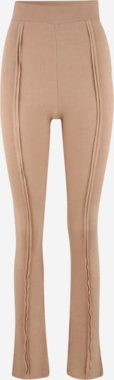 Pantaloni 'SEAM DE' Public Desire pe maro cămilă, Vizualizare produs