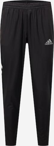 Pantaloni sport 'Own The Run Astro Wind' de la ADIDAS PERFORMANCE pe negru