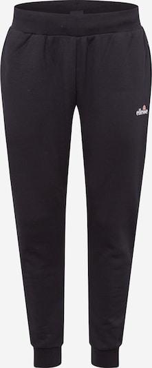 ELLESSE Pantalon de sport 'Seggio' en noir, Vue avec produit