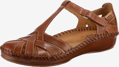 PIKOLINOS Sandale in rostbraun, Produktansicht